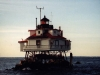 Thomas Point, Maryland - only active US screwpile light, and my favorite lighthouse