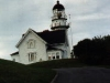 Cape Elizabeth, Maine, Twin Lights, Maine - east light