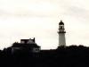 Cape Elizabeth, Maine, Twin Lights, Maine - west light