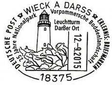 Darßer Ort Lighthouse   12 Sep 2015