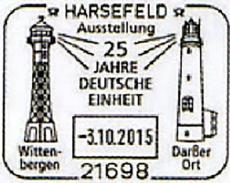 Wittenbergen and Darßer Ort Lighthouses   3 Oct 2015