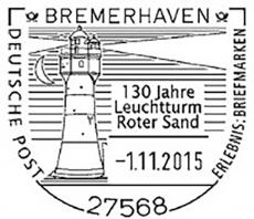 Roter Sand Lighthouse   1 Nov 2015