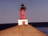 Menominee North Pier Llight, Michigan