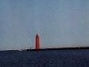 Muskegon South Pier Light, Michigan