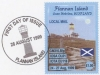 Flannan Island Scotland local post 1999