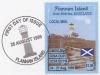Flannan Island Scotland local post 1999
