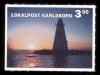 Sweden, Karlsborg local post