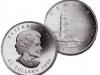 Canada 20 dollar silver coin 2004