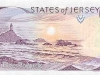 Jersey banknote