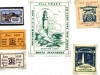Philatelic labels