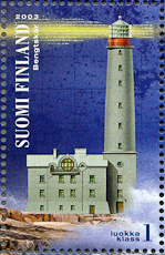 Bengtskär Lighthouse, Scott 1197a, 10 Sep 2003