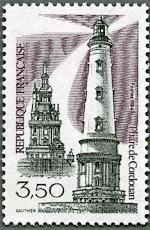 Cordouan Lighthouse, Scott 1915, 23 Jun 1984