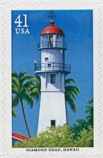 Diamond Head Lighthouse, Scott 4146, 21 Jun 2007