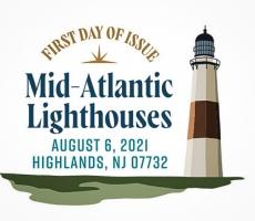 Montauk Point L/H   6 Aug 2021   Digital color pictorial postmark