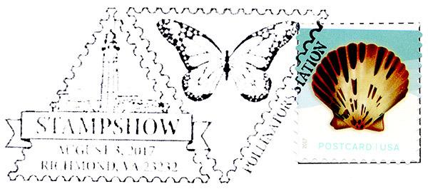 USA 2017 American Philatelic Society Stamp Show At Richmond Virginia